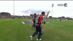 5th NatWest Series ODI - Old Trafford – England innings