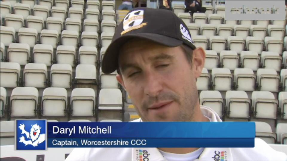Mitchell applauds Yorkshire