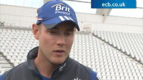 Broad wary of Windies threat