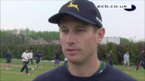 Voges wants a winning run