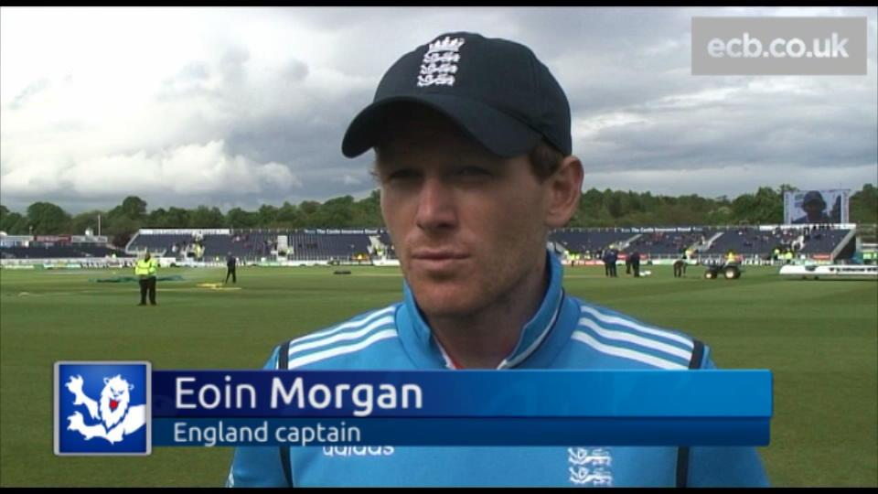 Morgan rues 'terrible' batting