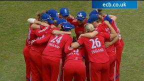 England Women v Australia Women - 2nd T20 highlights