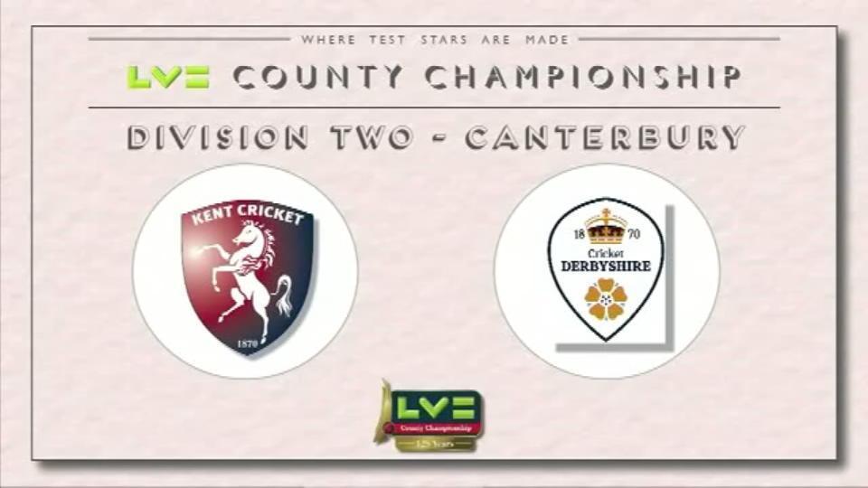 09 June 15: Kent v Derby - Day 3