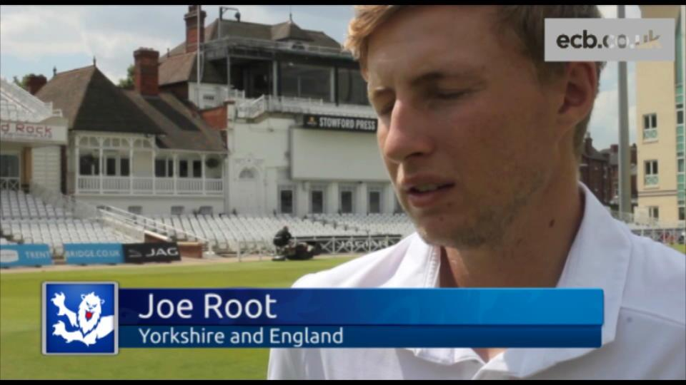 Root ready for Trent Bridge