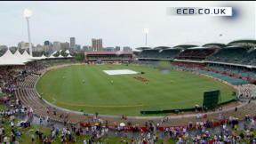 2nd Test - Adelaide - Day 3 evening