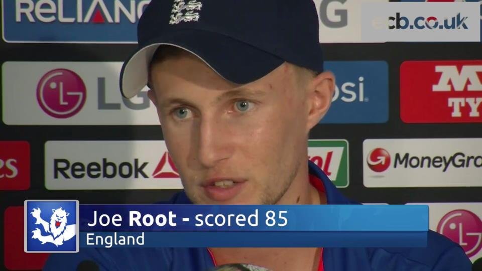Root upbeat ahead of World Cup