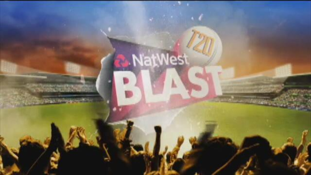 Essex Eagles v Middlesex Panthers, NatWest T20 Blast, Middlesex Innings