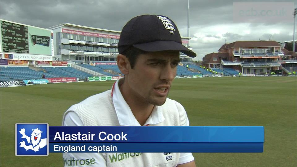 Cook rues missed opportunity