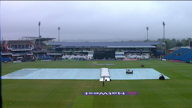 Yorkshire Vikings v Lancashire Lightning - NatWest T20 Blast, Match Abandoned