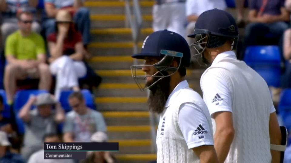 Ashes highlights - Cardiff Day 2