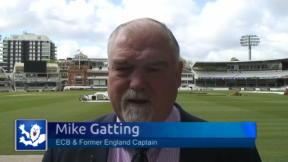 Gatting recalls Windies battles