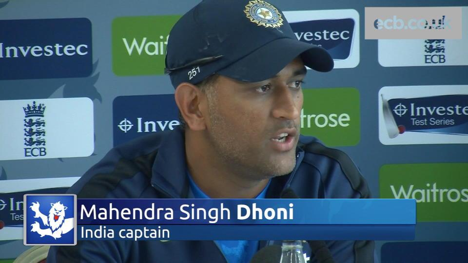 MS Dhoni previews fourth Test