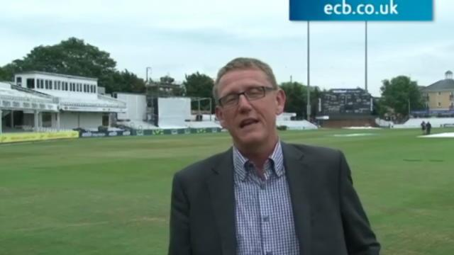 England make most of Chelmsford opportunity