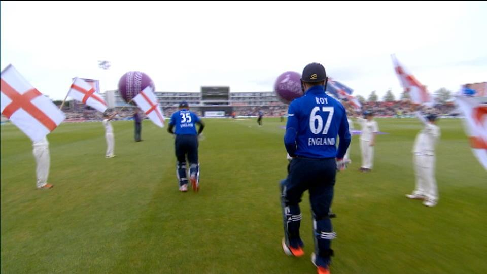 Highlights - England edged out at Ageas Bowl