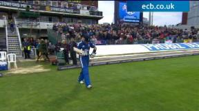 5th NatWest ODI - Old Trafford - England innings