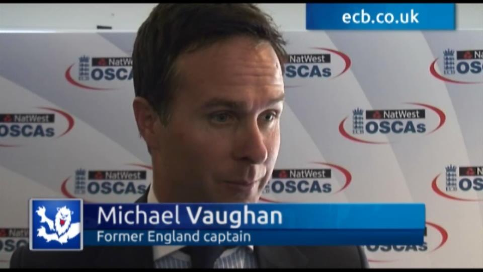 Volunteers - Michael Vaughan