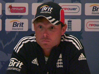 Reaction from Ian Bell