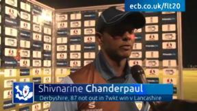Chanderpaul prolongs perfect start