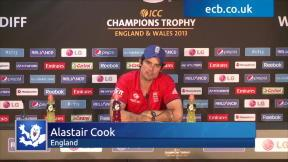 Cook delighted to reach semi-final