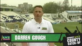 Goughie's LV= County Catch-Up - May