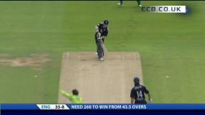 2nd NatWest Series ODI - Headingley Carnegie - England Innings
