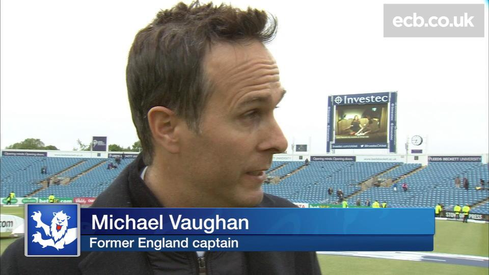 Vaughan on Cook, Anderson and Lyth