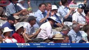 2nd npower Test - Lord's - Day 1 afternoon