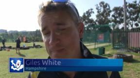 Hampshire chase treble