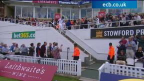 1st Investec Test - The Kia Oval - Day 1 afternoon