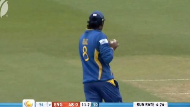 England v Sri Lanka - Oval highlights