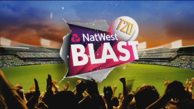 Yorkshire v Lancashire - Natwest T20 Blast, Yorkshire Innings