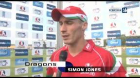 10-wicket road win for Dragons