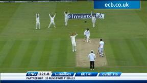 England v New Zealand - 1st Test Highlights, Day 2 PM