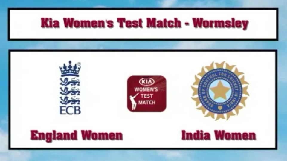 Highlights - England Women v India Women day 3