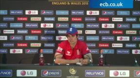 Sanga took game away says Cook