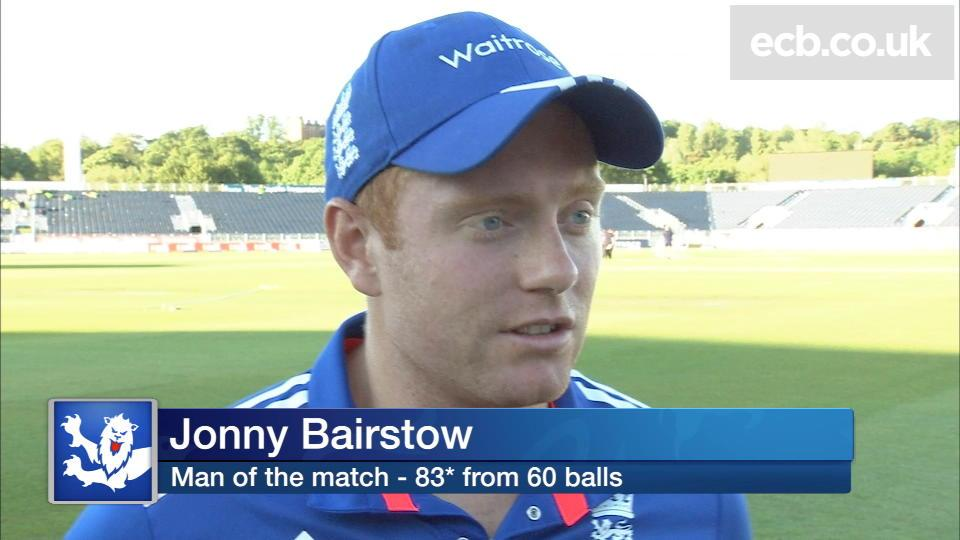 I was always confident - Bairstow