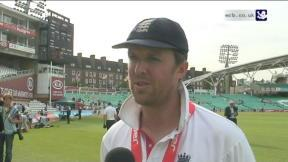 Exclusive: Swann and Bresnan delight at win