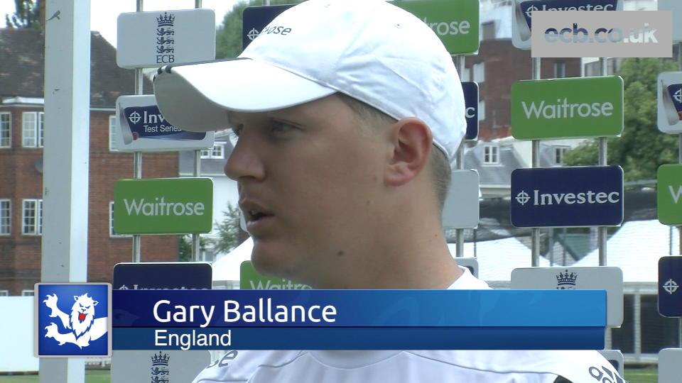 Ballance says England are confident