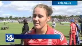 Winning Ashes is a great feeling - Sciver