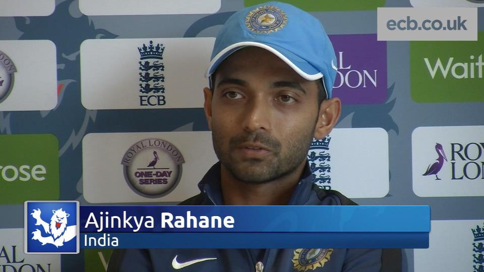 Rahane thrilled with 'special' ton