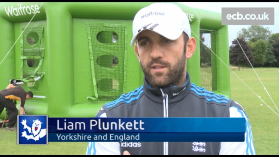 Plunkett never gave up on England