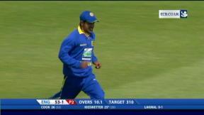 2nd NatWest Series ODI - Headingley Carnegie - England innings