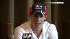 Woakes in T20 dreamland