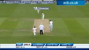 England v New Zealand - 2nd Test Highlights, Day 4 PM