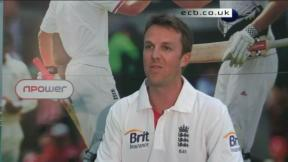 Exclusive with Graeme Swann
