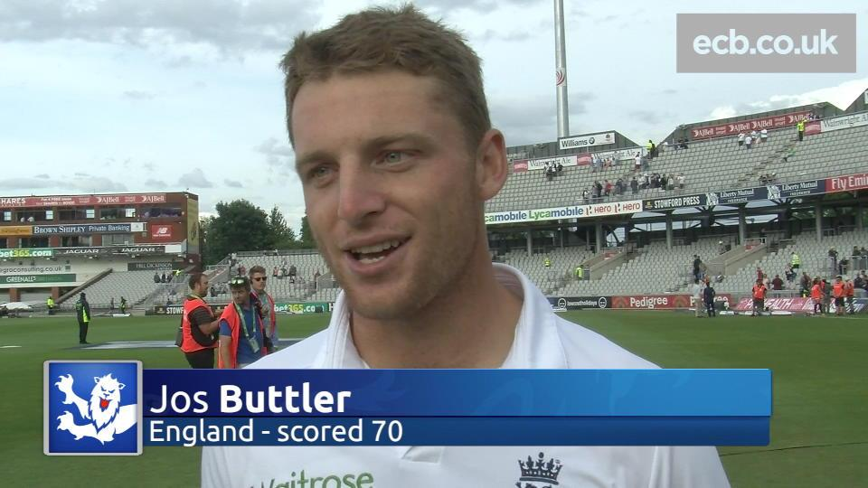 Buttler hails 'amazing' England victory