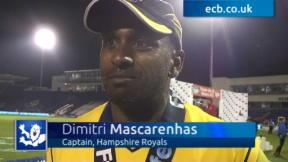 Mascarenhas thrilled after winning FL t20