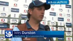 Durston demolishes Foxes