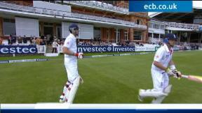England v New Zealand - 1st Test Highlights, Day 4 AM