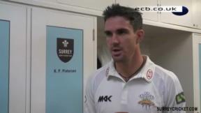Pietersen on track